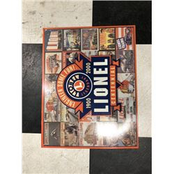 NO RESERVE LIONEL TRAINS CENTENNIAL COLLECTIBLE SIGN