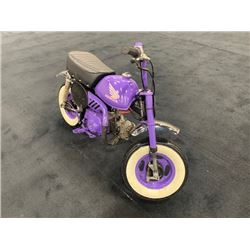 NO RESERVE 1975 HONDA Z50CC MINI BIKE