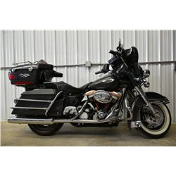 RESERVE IS LIFTED! SELLING TO THE HIGHEST BIDDER! FRIDAY NIGHT 1989 HARLEY DAVIDSON ELECTRA GLIDE