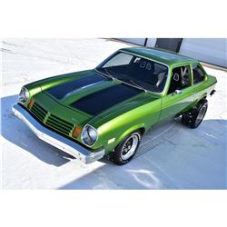 RESERVE IS LIFTED! SELLING TO THE HIGHEST BIDDER! FRIDAY NIGHT 1974 CHEVROLET VEGA 350 HARDTOP