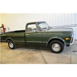 FRIDAY NIGHT 1972 GMC C10