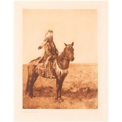 Edward S. Curtis, photogravure