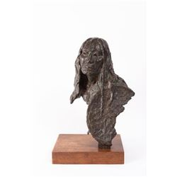 Group of four bronzes