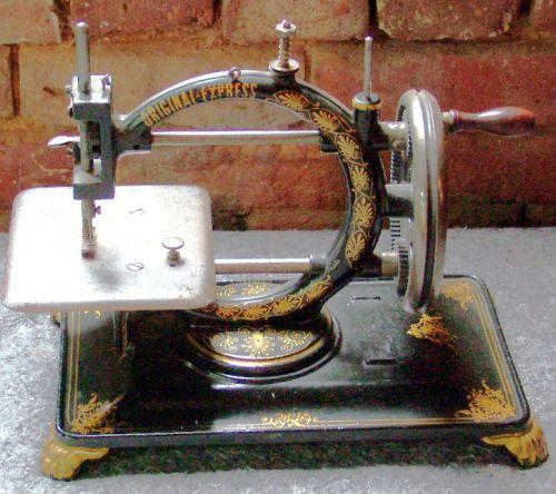 Sewing Machine Original Express Awesome Original Sewing Machine