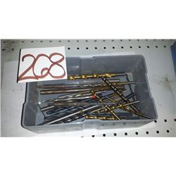 Box of Assorted Reamer&  Drill