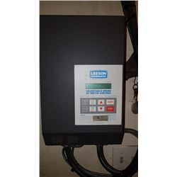 Leeson SpedMaster micro serie compact inverter (Drive) #174562 with Transformer Bemac 15KVA 600v/120
