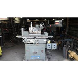 """Norton Surface Grinder Type S-3 with Digital Read Out and Magnetic chuck 6"""" x 18"""""""