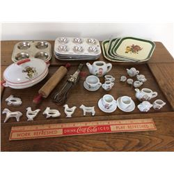 Children?Tea Sets and Toys