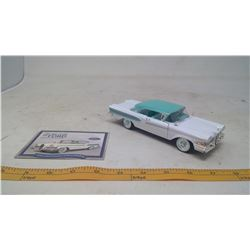 1958 Edsel Citation 2-Door Hardtop Model Car