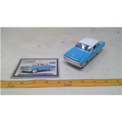 1963 Ford Falcon Futura Sprint Hardtop Model Car