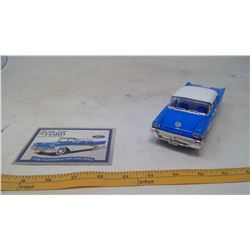 1958 Ford Fairline 500 Town Sedan Model Car