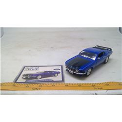 1969 Ford Mustang Boss 302 Model Car