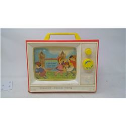 Fisher Price Toys (Peek-a-boo Block, Screen-Music TV & Camera)