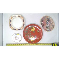 Lot of Collectable Plates