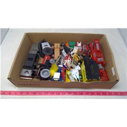 MISC. PARTS TOY BOX (MOSTLY METAL)