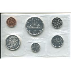 1963 UNCIRCULATED MINT SET