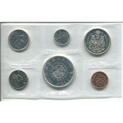 1964 UNCIRCULATED MINT SET