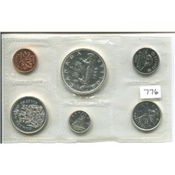1966 UNCIRCULATED MINT SET