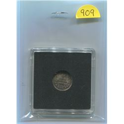 1917 King George 5 Cents MS-Grade