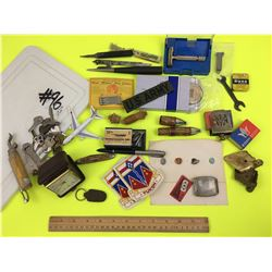 LARGE LOT OF SMALLS JUNK DRAWER