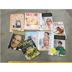 LOT OF VARIOUS VINTAGE MAGAZINES