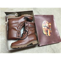 VINTAGE COUGAR WINTER BOOTS NOS SIZE 7 SEE PHOTOS FOR MEASUREMENTS