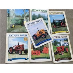 ANTIQUE POWER MAGAZINE LOT