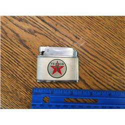 VINTAGE TEXACO ADVERTISING LIGHTER MELFORT SASK