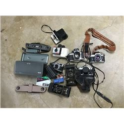 VINTAGE AND ANTIQUE CAMERA LOT