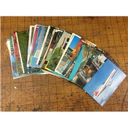 LOT OF VINTAGE POST CARDS
