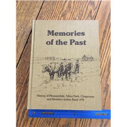 PLEASANTDALE SILVER PARK CHAGONESS KINISTINO INDIAN BAND LOCAL HISTORY BOOK