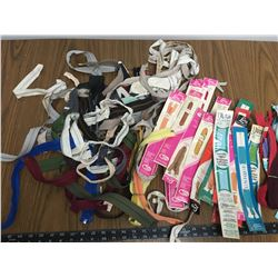LOT OF VINTAGE ZIPPERS MANY NOS