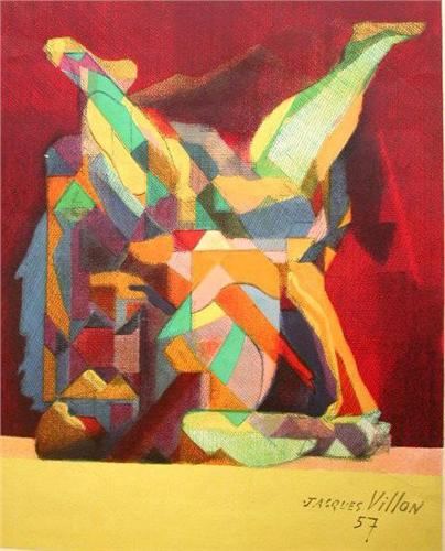 french cubist artists