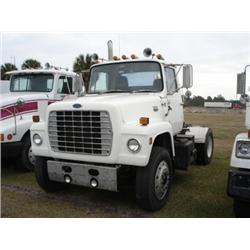 (Lot 4260.00) 1984 FORD 9000