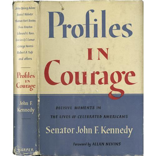 an analysis of profiles in courage by john f kennedy The paperback of the profiles in courage by john f kennedy at barnes & noble free shipping on $25 or more get a free 3-month pandora premium subscription .