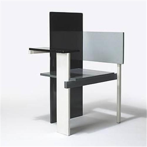 gerrit rietveld berlin chair g a van d. Black Bedroom Furniture Sets. Home Design Ideas
