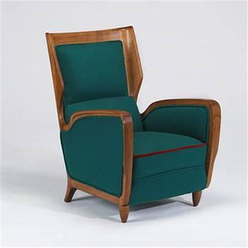 Gio ponti lounge chair cassina italy c for Cassina italy