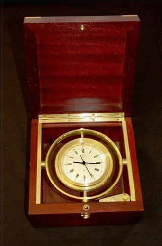 Nice table clock style chronometer for Nice table styles