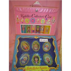 Kiddles Collectors Cases by Mattel 2
