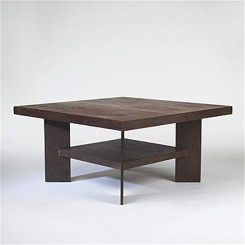 Frank Lloyd Wright Coffee Table From