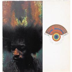 Jimi Hendrix - Electric Church tourbook (1969) No lot. [BR][BR]Important notice: