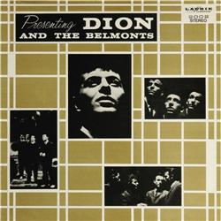 """Presenting Dion and the Belmonts Stereo LP Lau """"Presenting Dion and the Belmonts"""" Stereo LP Laurie 2"""