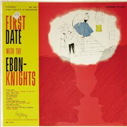 """First Date With The Ebon-Knights Mono LP Steph """"First Date With The Ebon-Knights"""" Mono LP Stepheny 4"""