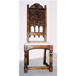 Arts & Crafts side chair #865885