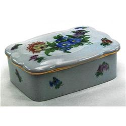 1920s Herend - Covered Box #865889