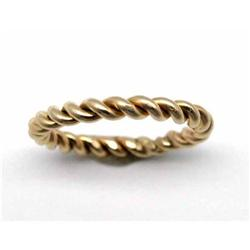14Kt. Yellow Gold Band #865911