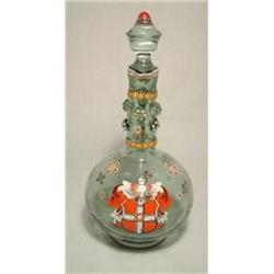 Bohemian Decanter by Pfohl  #865966