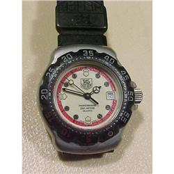 Tag Heuer Watch Professional WR to 200 meters #866045