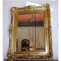 French Carved Wood gilt  Mirror #866055