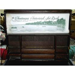 Chautauqua Industrial Art Desk #841583